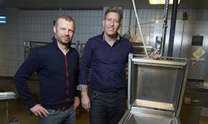 Søren Jeeberg og Søren Pihl fra BioTrans Nordic