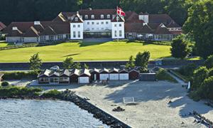 BioTrans Nordic affaldssystem på Rungstedgaard