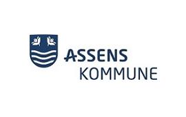 Assens Madservice under Assens Kommune logo